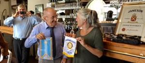 Toulon France Maui Rotary Liason Laura 2016